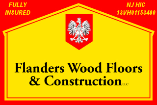 Denville NJ Wood Floors Logo
